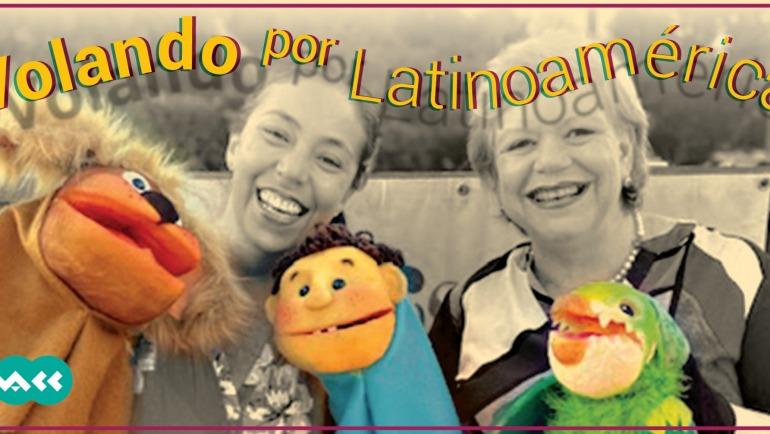 Volando por Latinoamerica – Storytelling in Spanish on Facebook Live