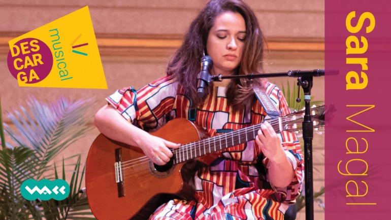 Descarga Musical with Sara Magal