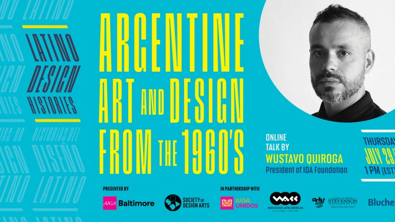 Argentine Art and Design from the 1960s